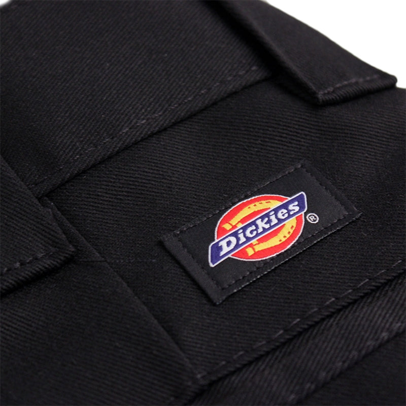 Dickies 873 Slim Straight Work Pant in Black - Label