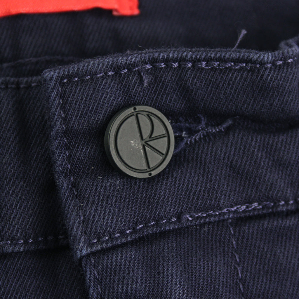 Polar Skate Co Default Chino in Navy - Button