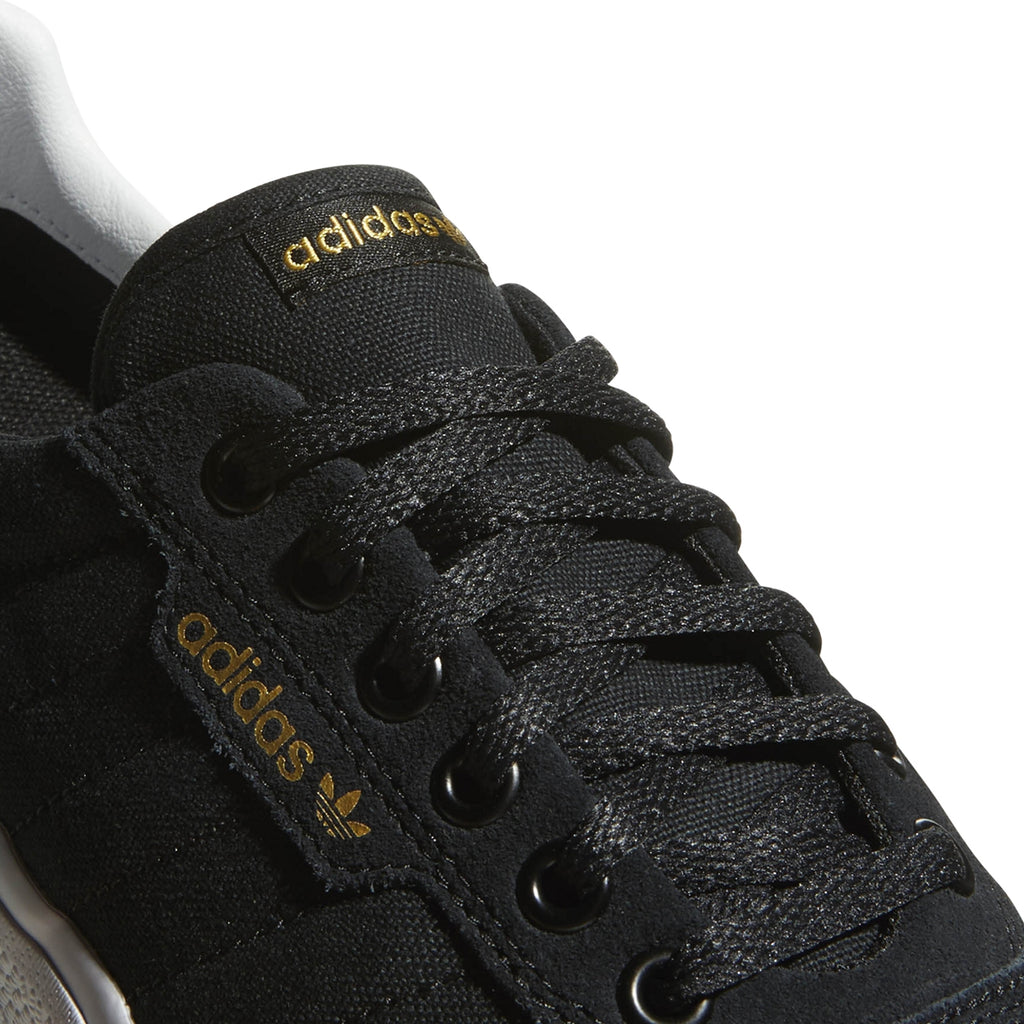 Adidas 3MC Shoes in Core Black / Footwear White / Core Black - Detail