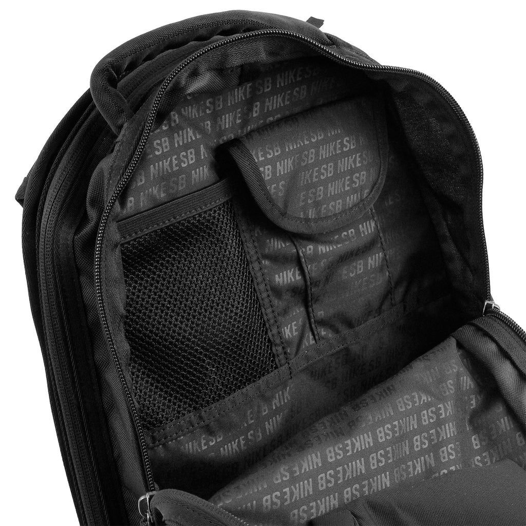Nike SB RPM Backpack in Black / (Black) - Inside