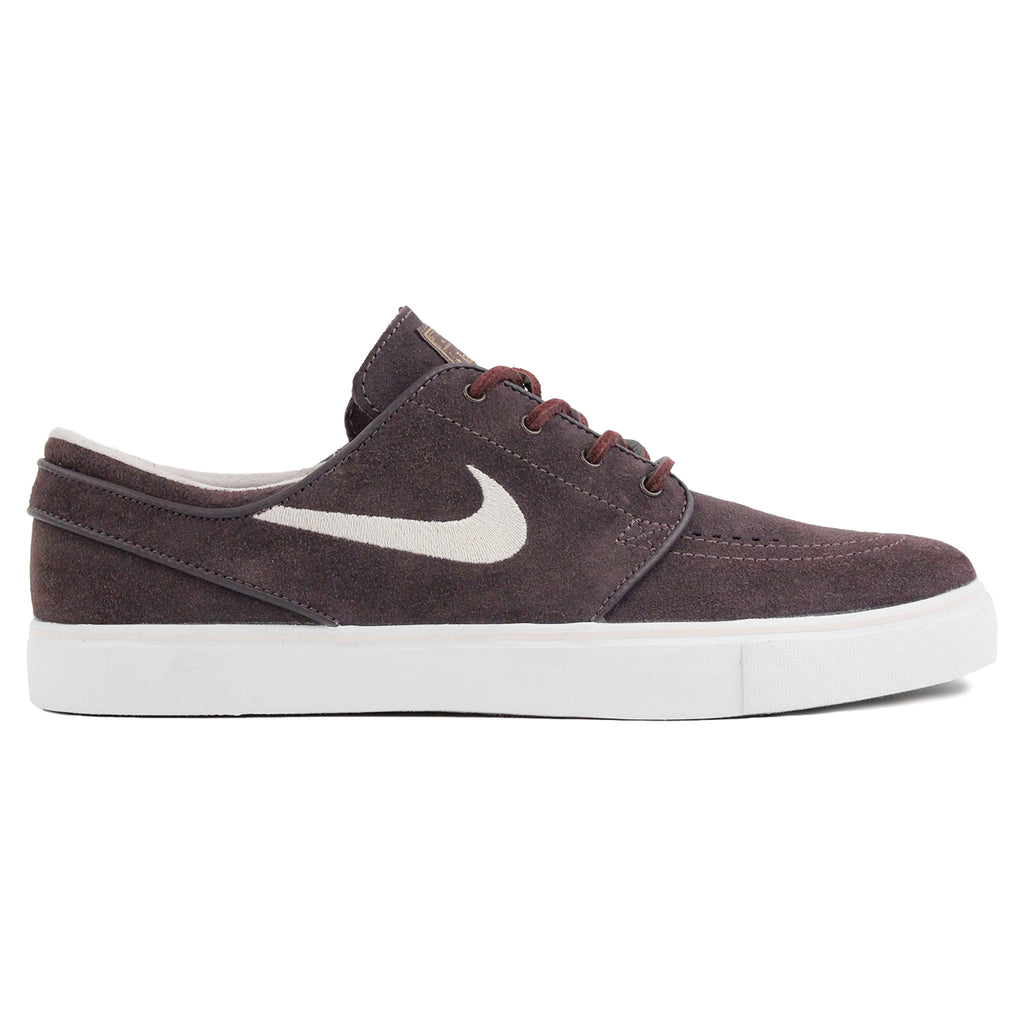 Nike SB Stefan Janoski OG Shoes in Cappuccino / Snowdrift - White - Metallic Gold