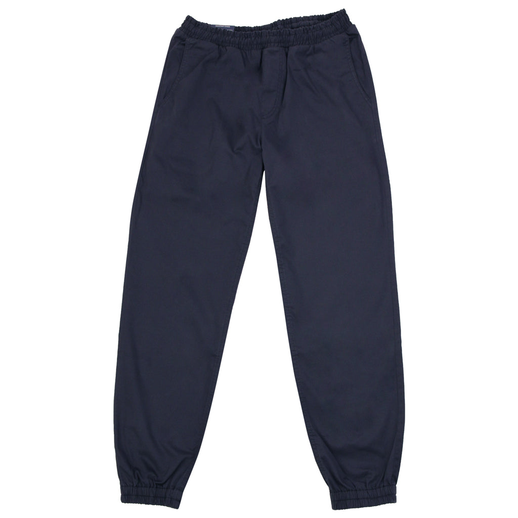 Polar Skate Co Sweatpant Chinos in Navy - Open