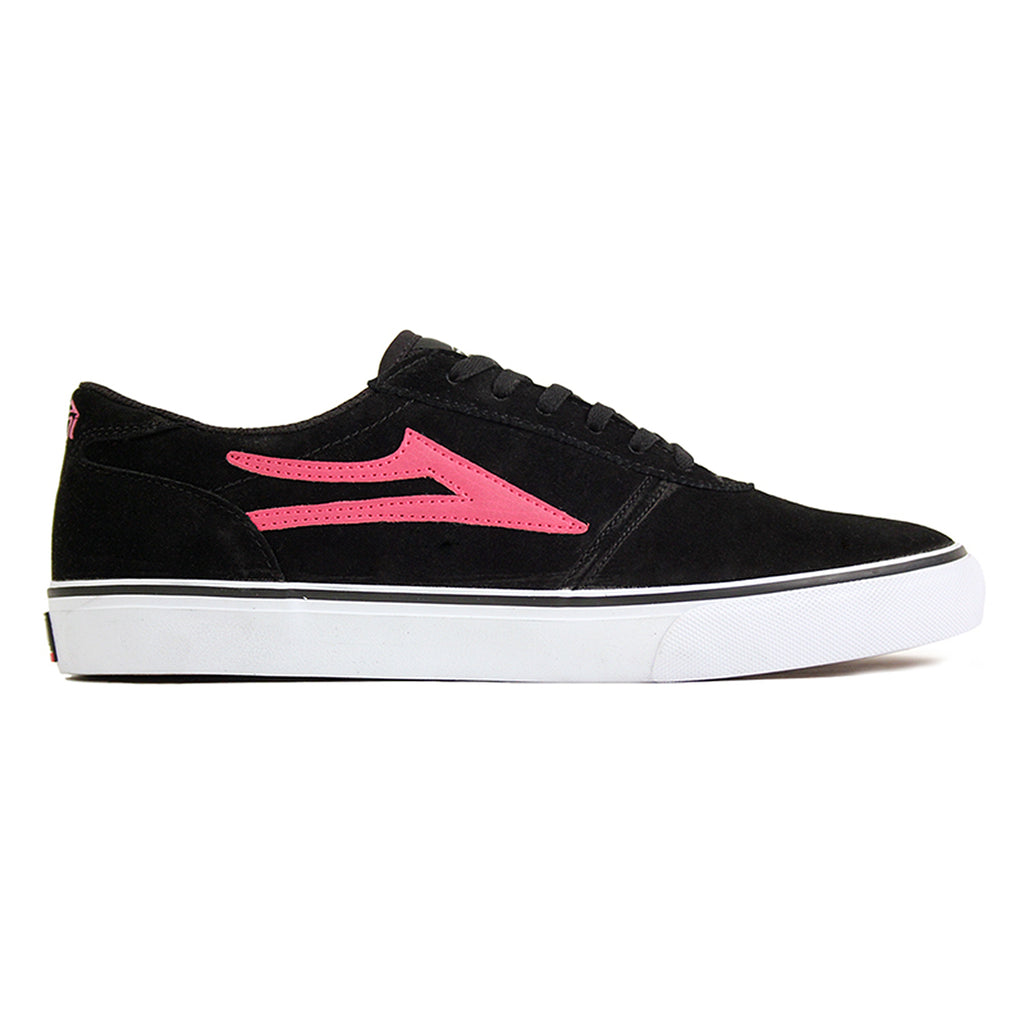 Lakai Manchester McCrank (Anchor) Shoes - Black/Pink