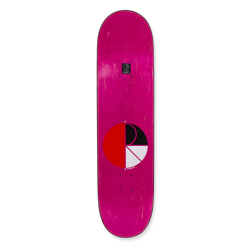 "Polar Skate Co Hjalte Halberg Leftovers Decks in 8.25"" - Top"