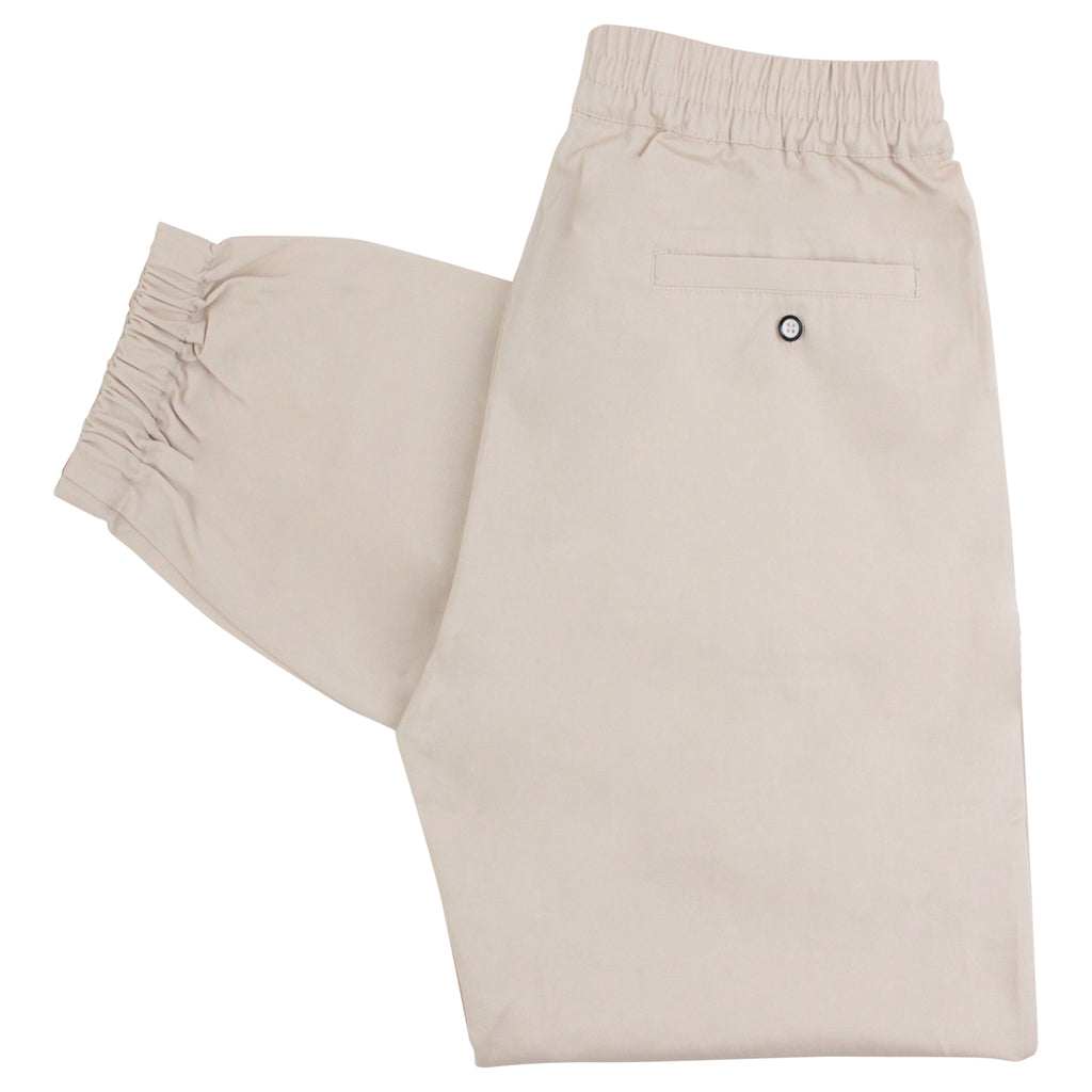 Helas Classic Sport Chino Pant in Beige - Back