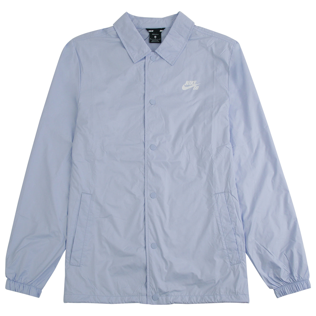 e61df6f6a7e06 Shield Coach Jacket in Hydrogen Blue by Nike SB | Bored of Southsea