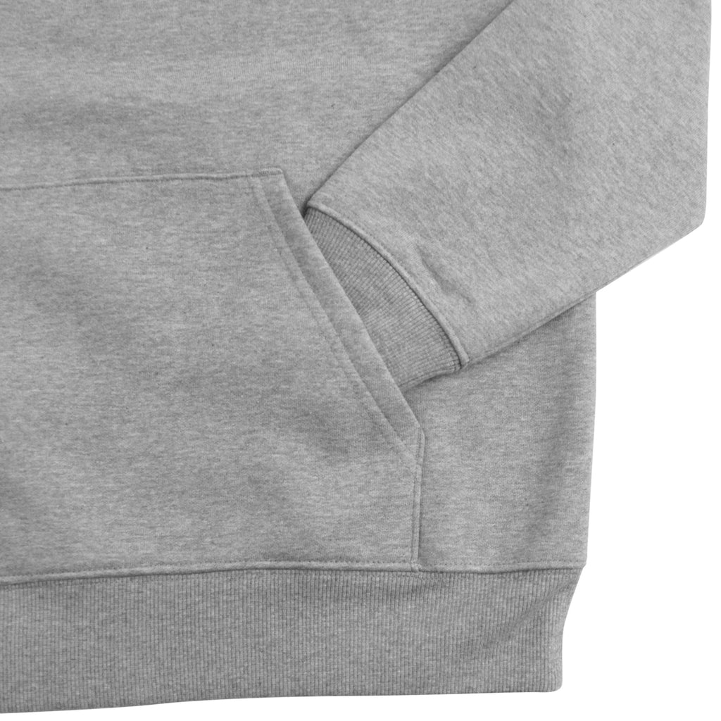 Carhartt Shatter Sweatshirt in Grey Heather / White - Pocket