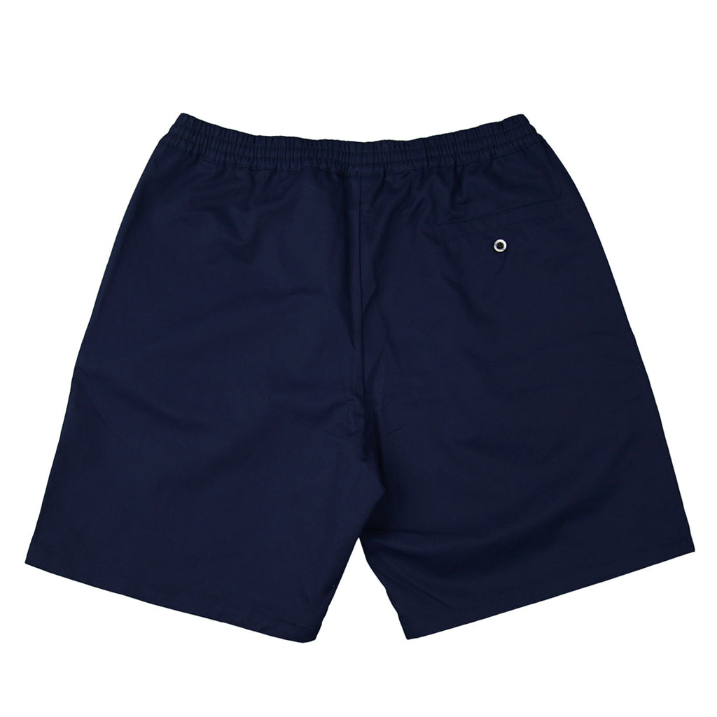 Helas Classic Chino Short in Navy - Back