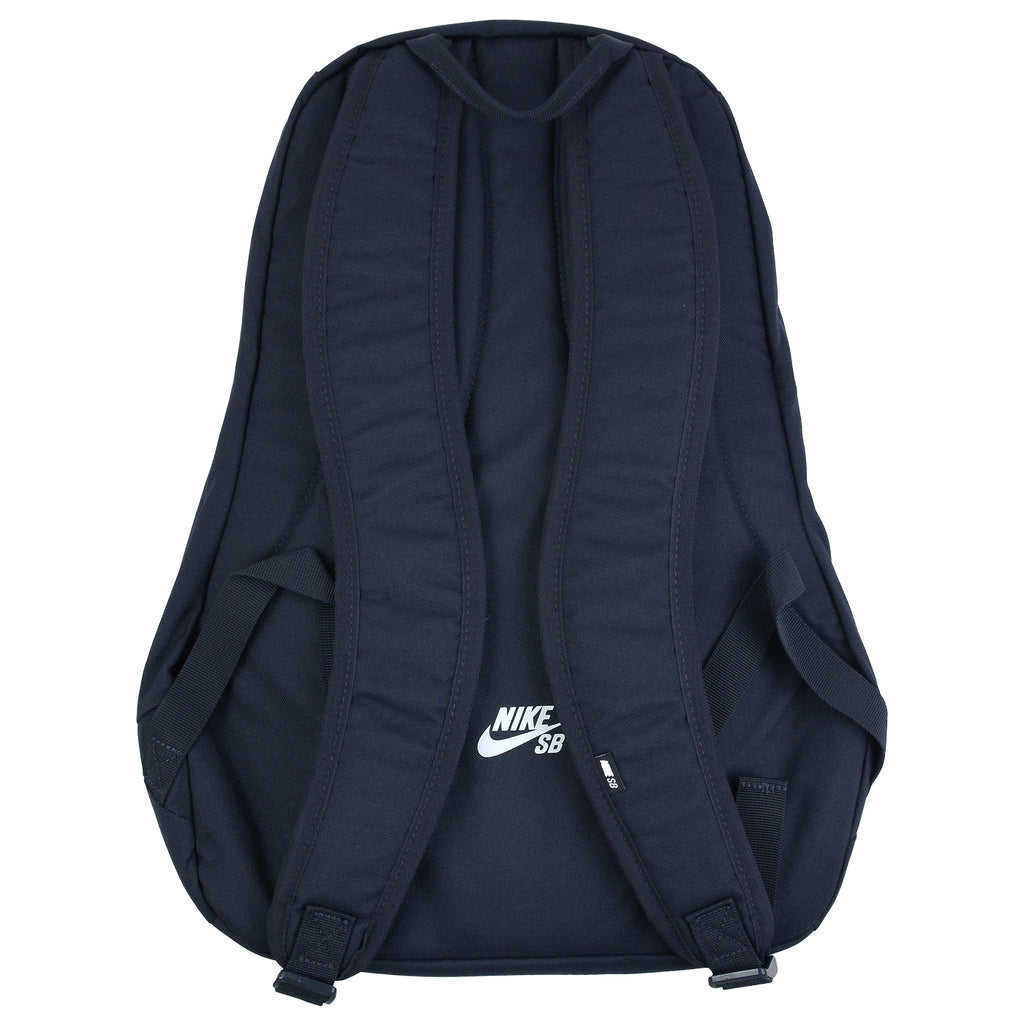 Nike SB Embarca Backpack in Squadron Blue / Dark Obsidian / Light Crimson - Back