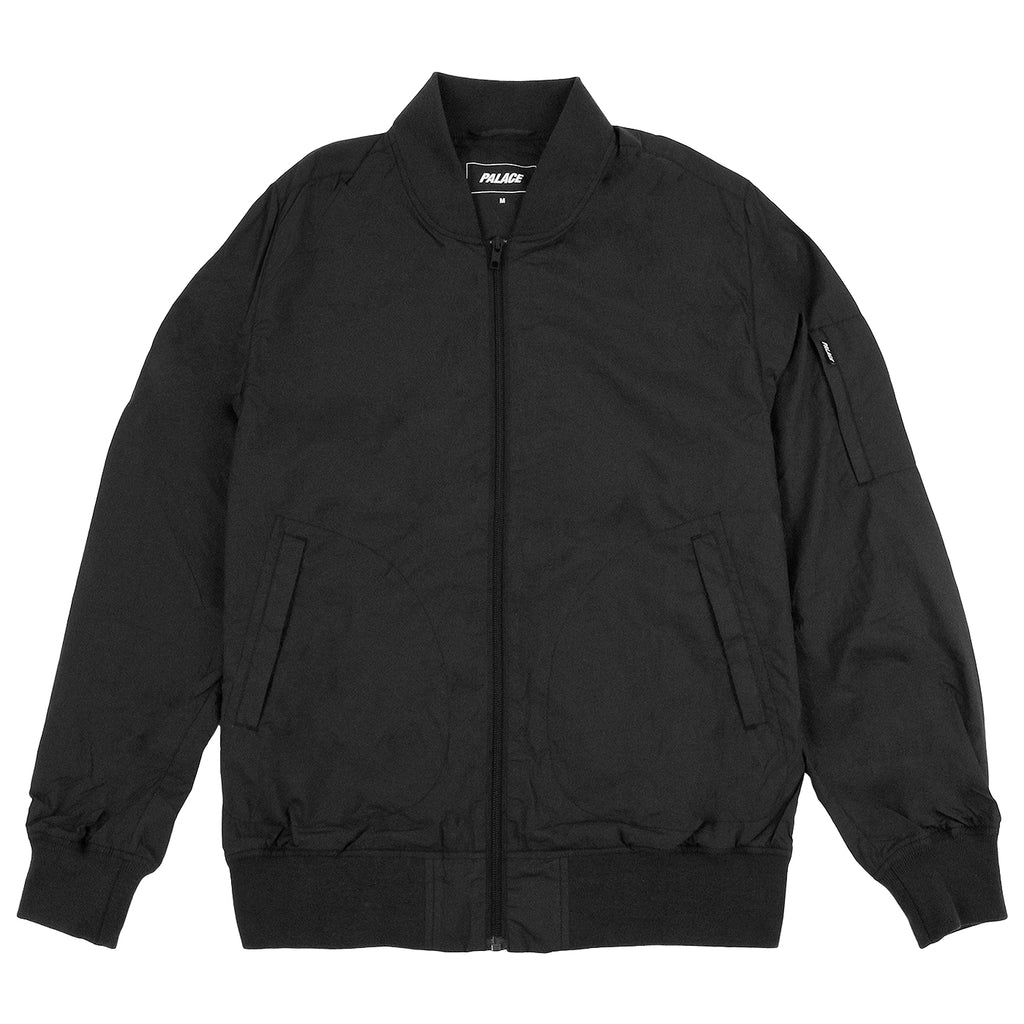 Palace Bomber Jacket in Anthracite