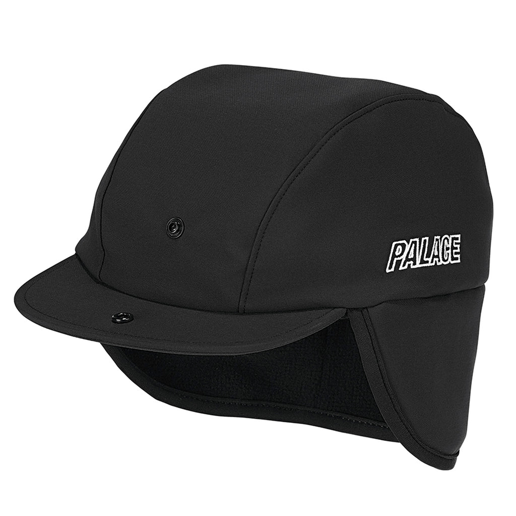 Palace x Adidas Palace Cap in Black