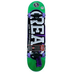 Real Skateboards League Oval Compete Skateboard in 7.75