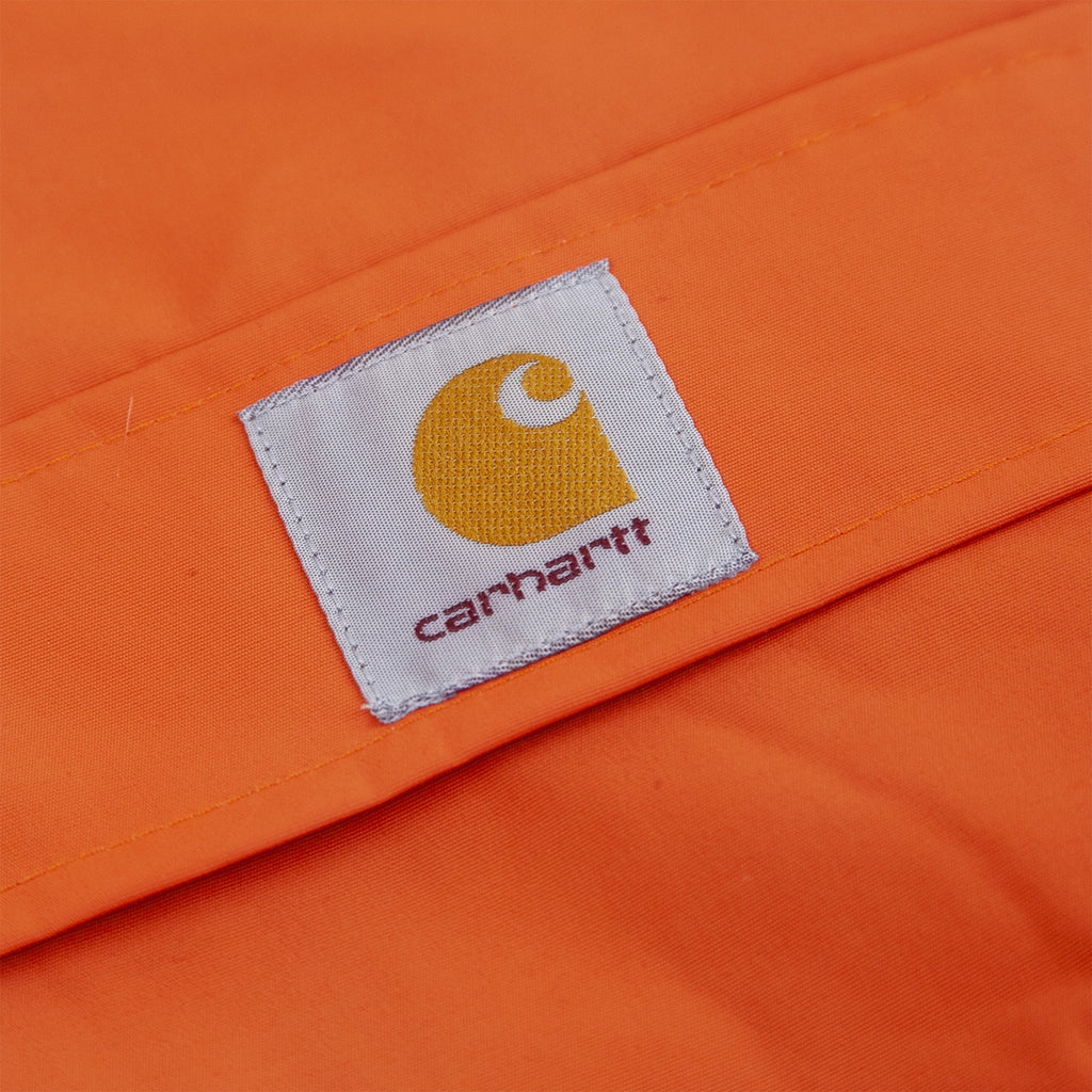 Carhartt Nimbus Pullover Jacket in Persimmon - Label