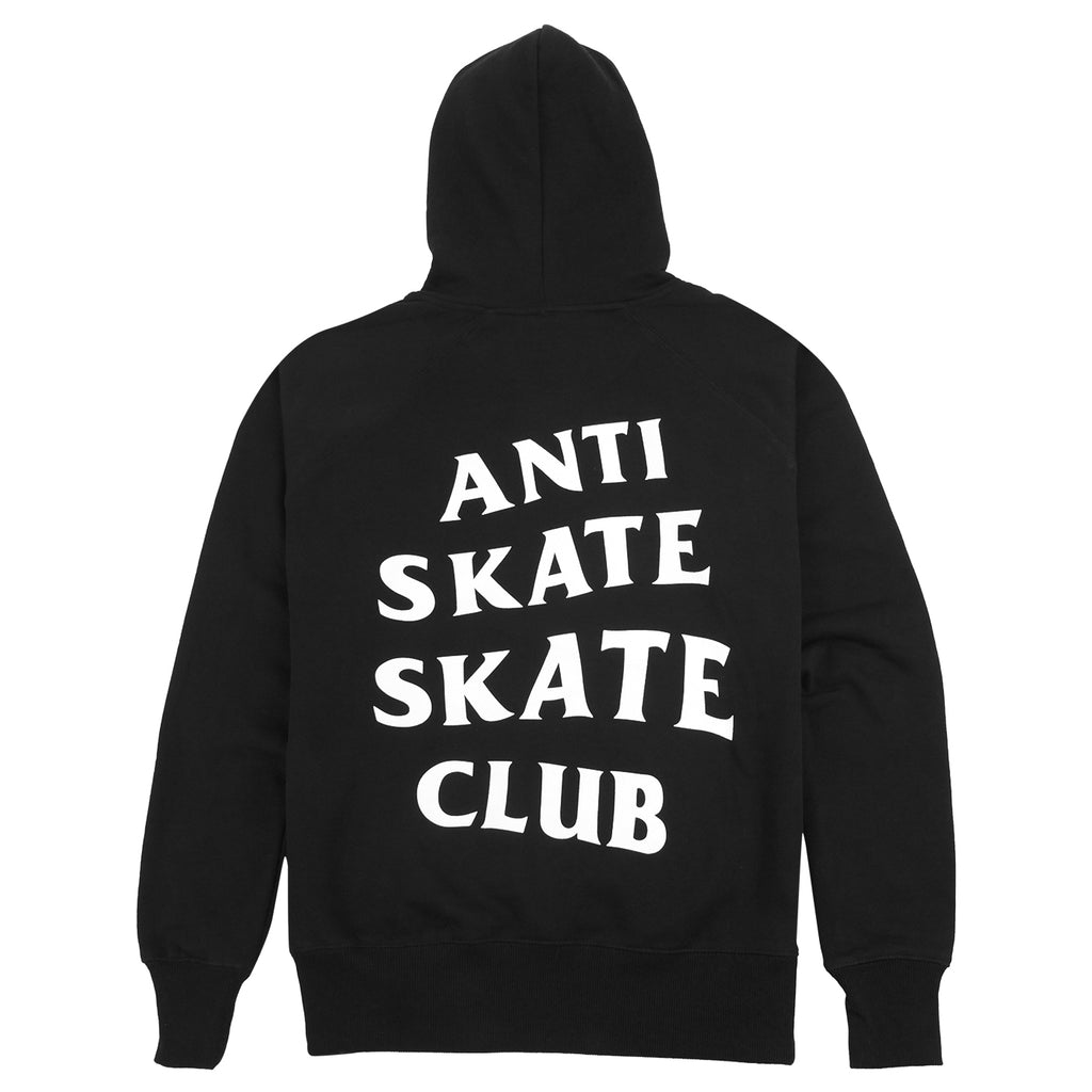 Bored of Southsea Anti Skate Club Hoodie in Black
