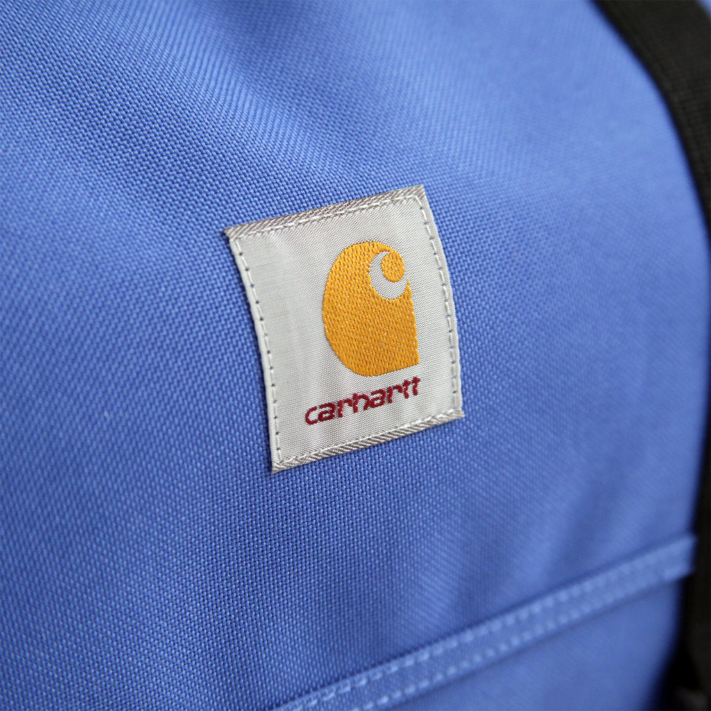 Carhartt Parcel Bag in Regatta - Label