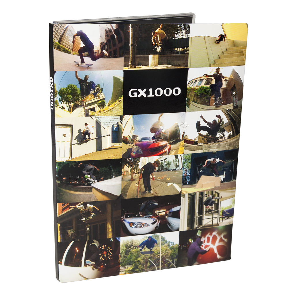Thrasher x GX1000 DVD