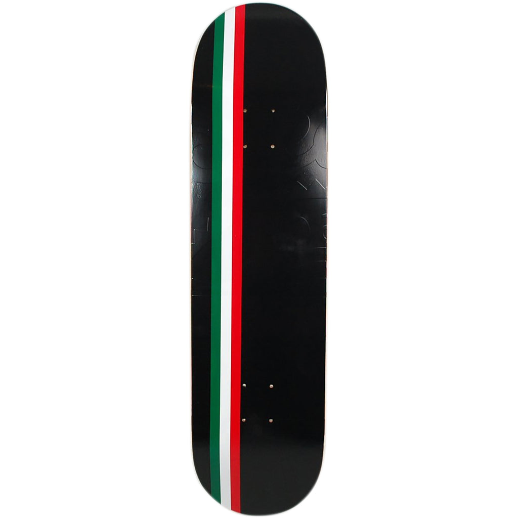 Skateboard Cafe Italian Latte Black Skateboard Deck in 8.5""