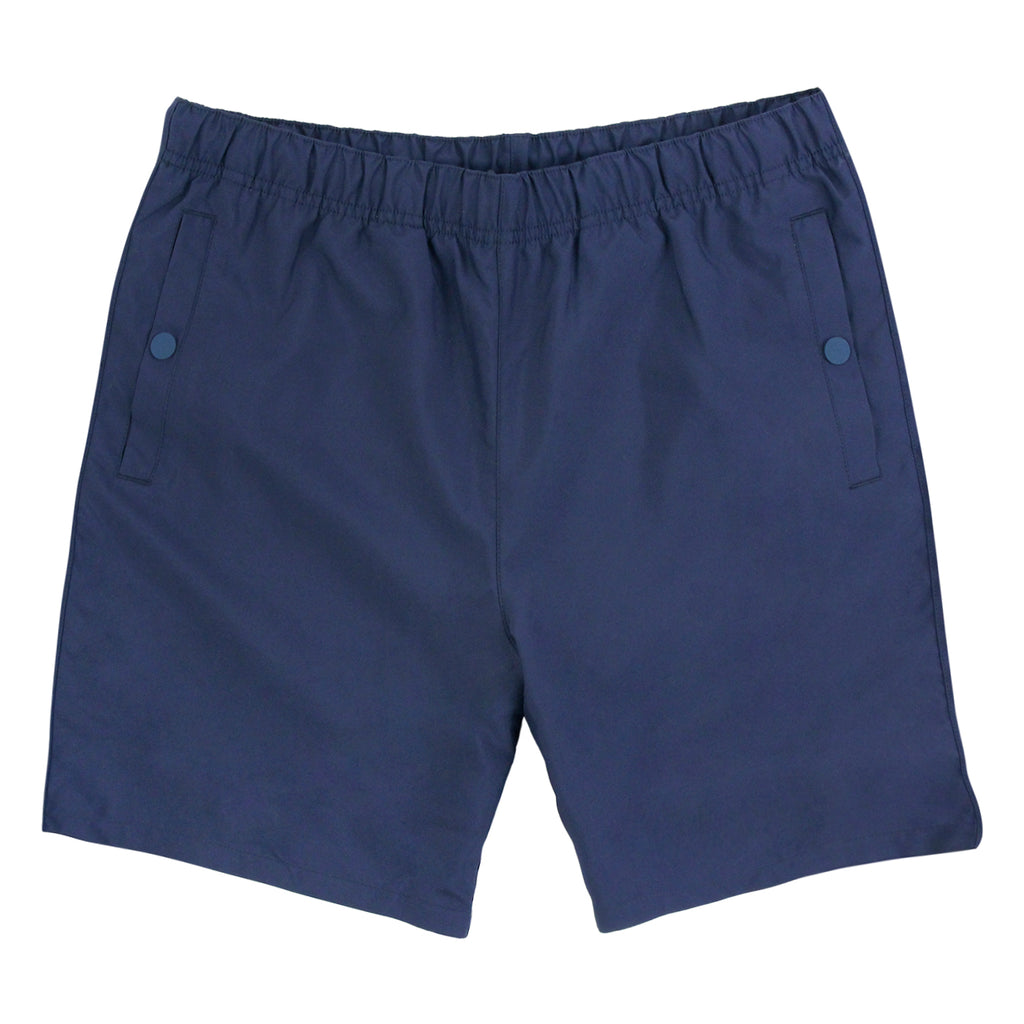 Carhartt Dean Swim Trunk in Blue - Open
