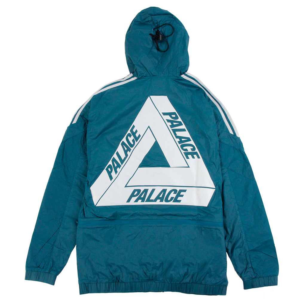 Palace x Adidas Jacket in Surf Petrol S15