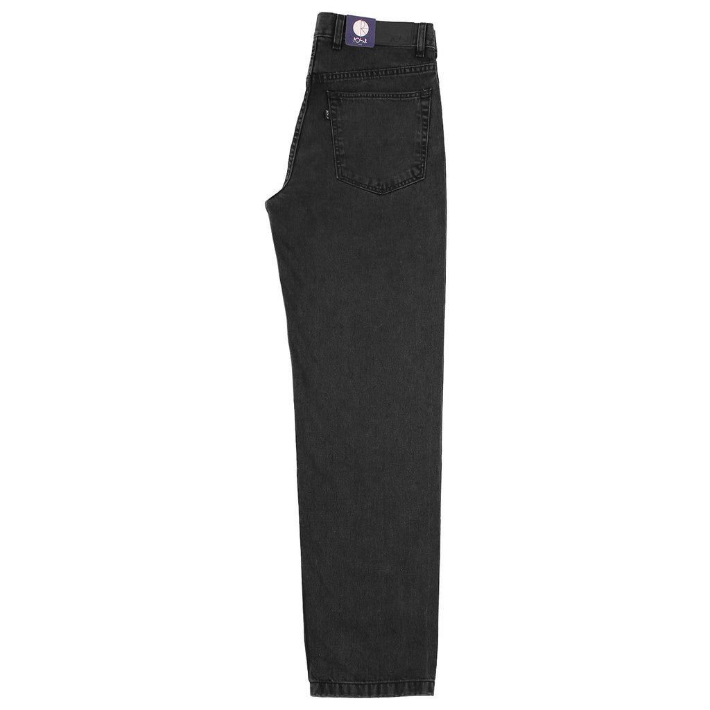 Polar Skate Co 90's Jeans in Black - Leg