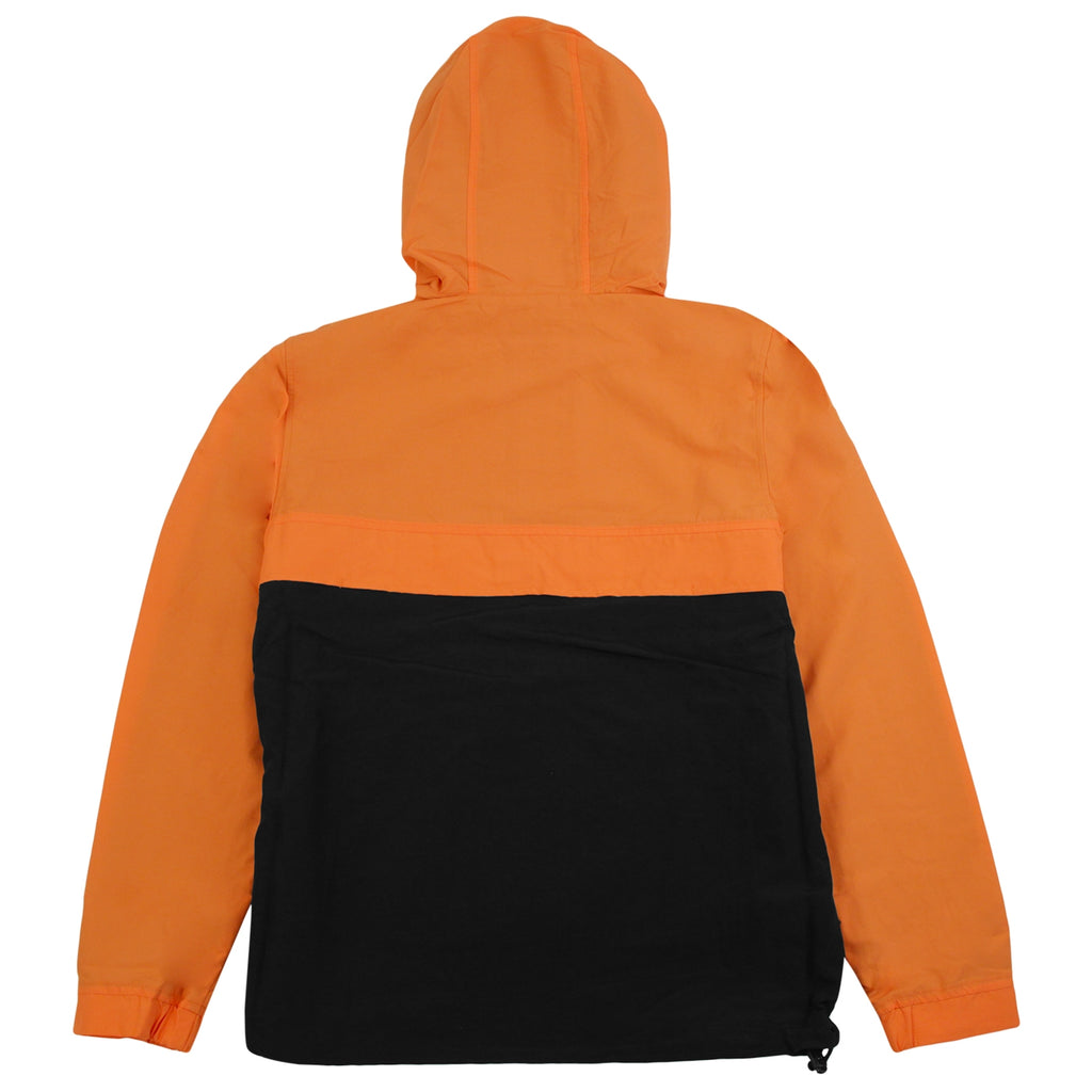 Nimbus Two Tone Pullover Jacket in Jaffa / Black - Back
