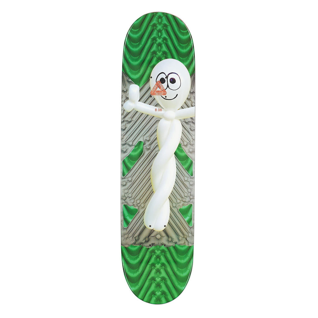 "Palace Lucas Pro S13 Skateboard Deck in 8.06"" - Top"