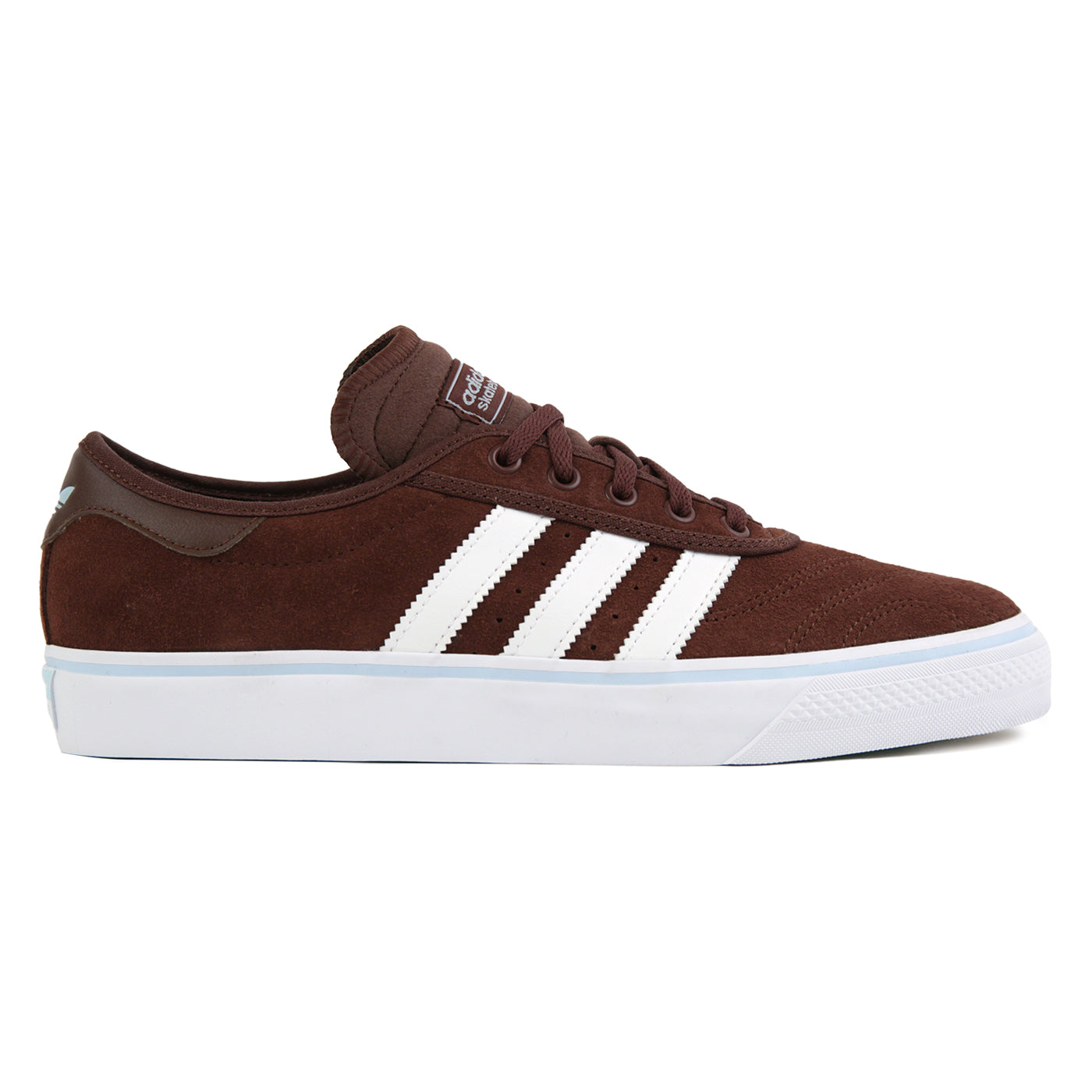new styles ff050 0c3ee Adidas Skateboarding Adi Ease Premiere ADV Shoes - Auburn  White  Ice Blue