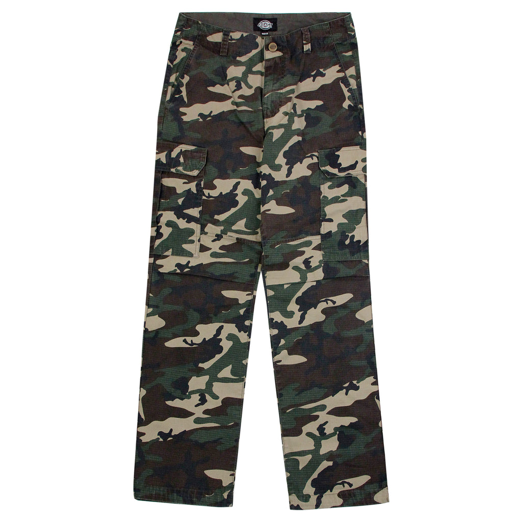 Dickies New York Pant in Camouflage - Open