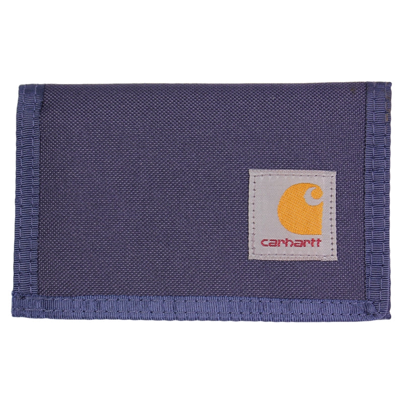 Wallet in Blue Penny by Carhartt