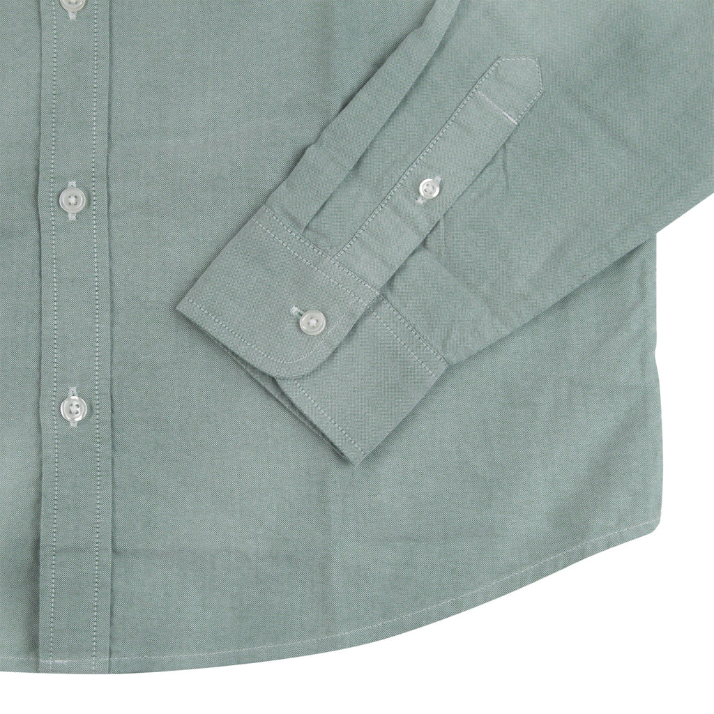 Carhartt L/S Button Down Pocket Shirt in Mojito - Cuff