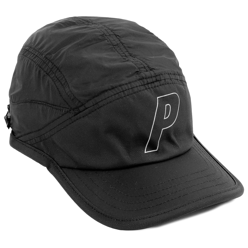 Palace Running Cap in Black