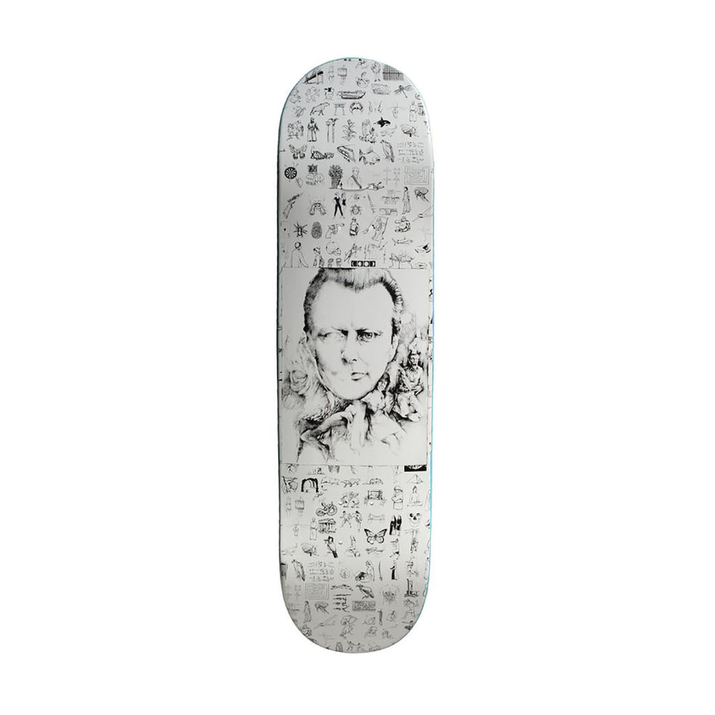 Fucking Awesome Father Terp Skateboard Deck in 8.18""