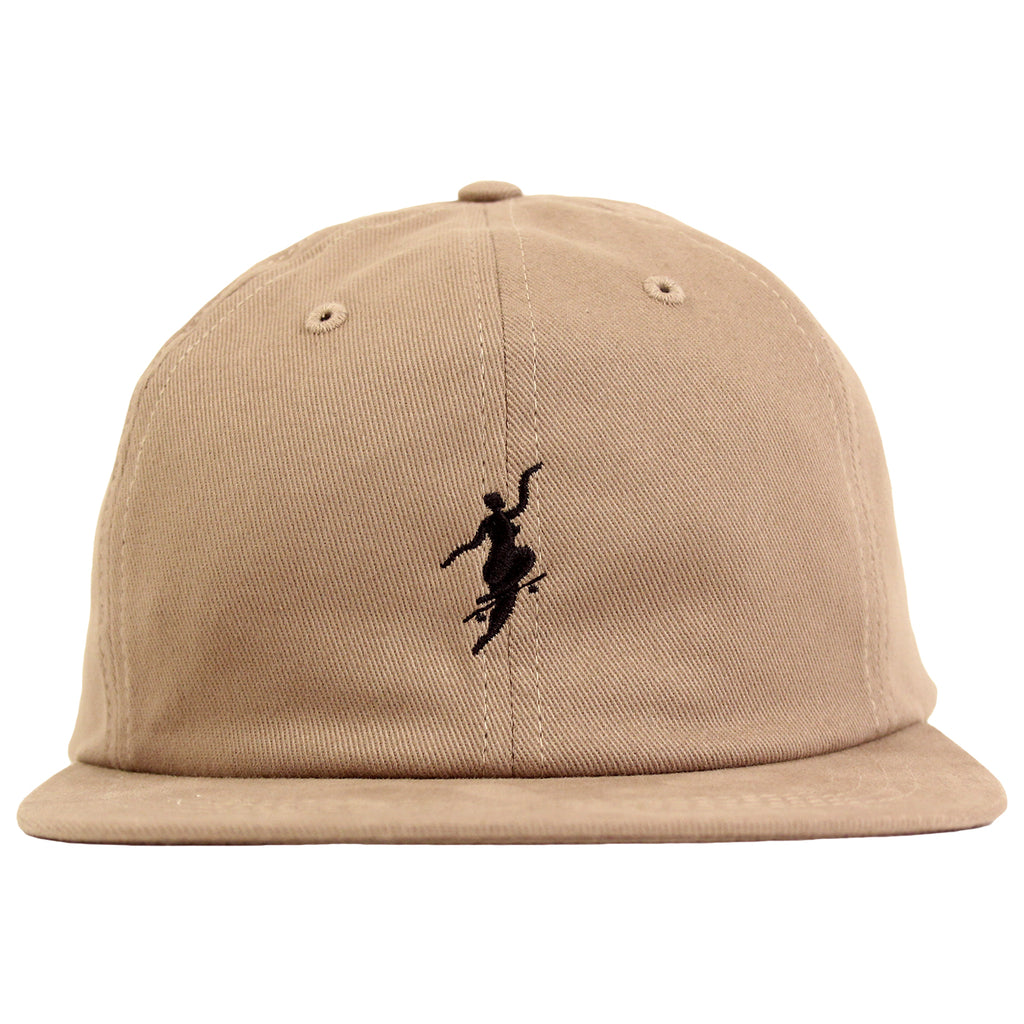 1ccd9d91 No Comply Cap in Khaki / Black by Polar Skate Co | Bored of Southsea
