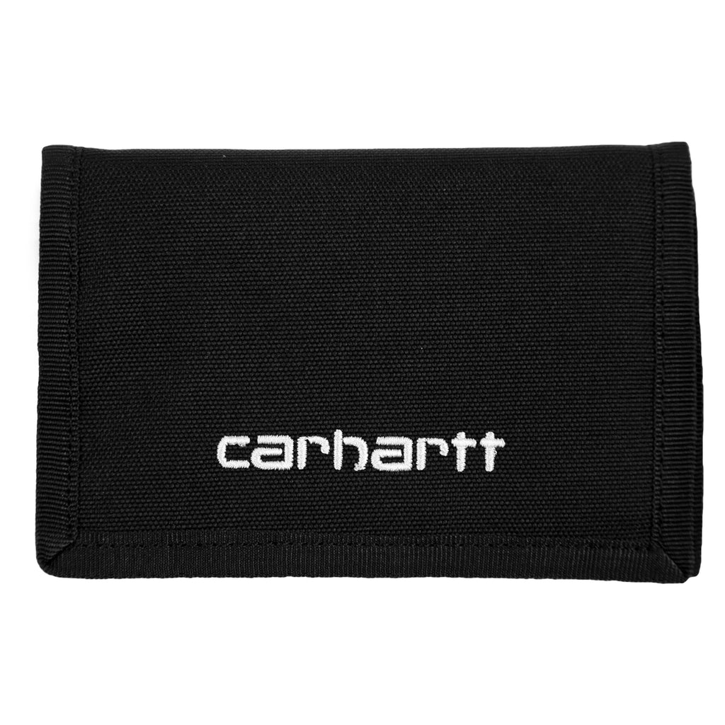 Carhartt WIP Payton Wallet in Black / White