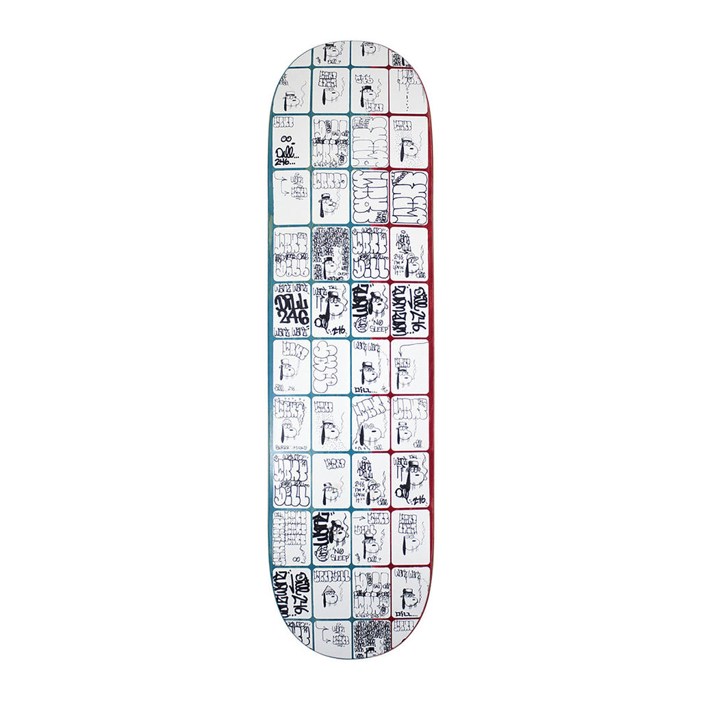 Fucking Awesome Wanto Deck in 8.25""