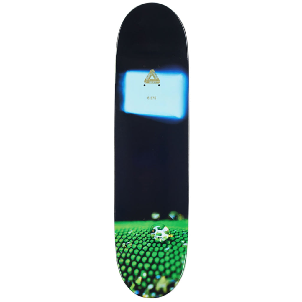 "Palace Chewy Pro S12 Skateboard Deck in 8.375"" - Top"