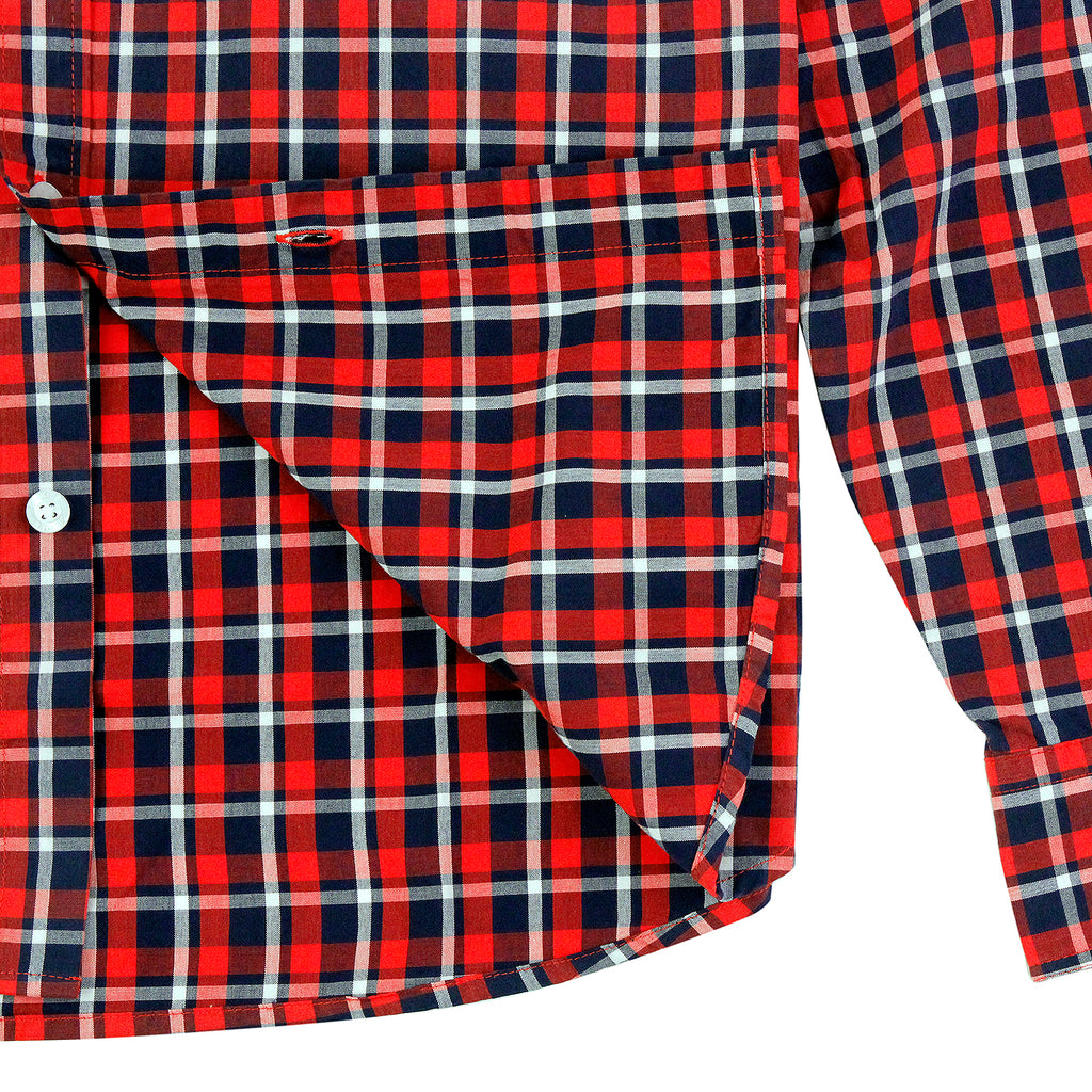 Dickies Laytonville Shirt in Red - Detail 2