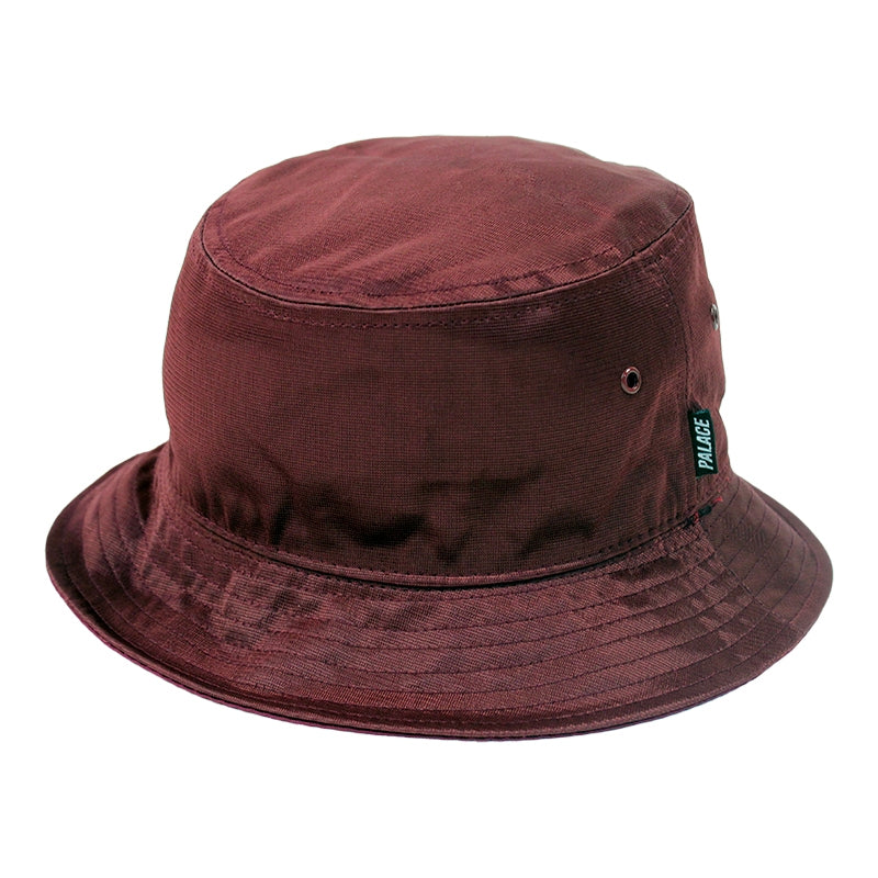 Palace Smiler Bucket Hat in Cordovan - Back