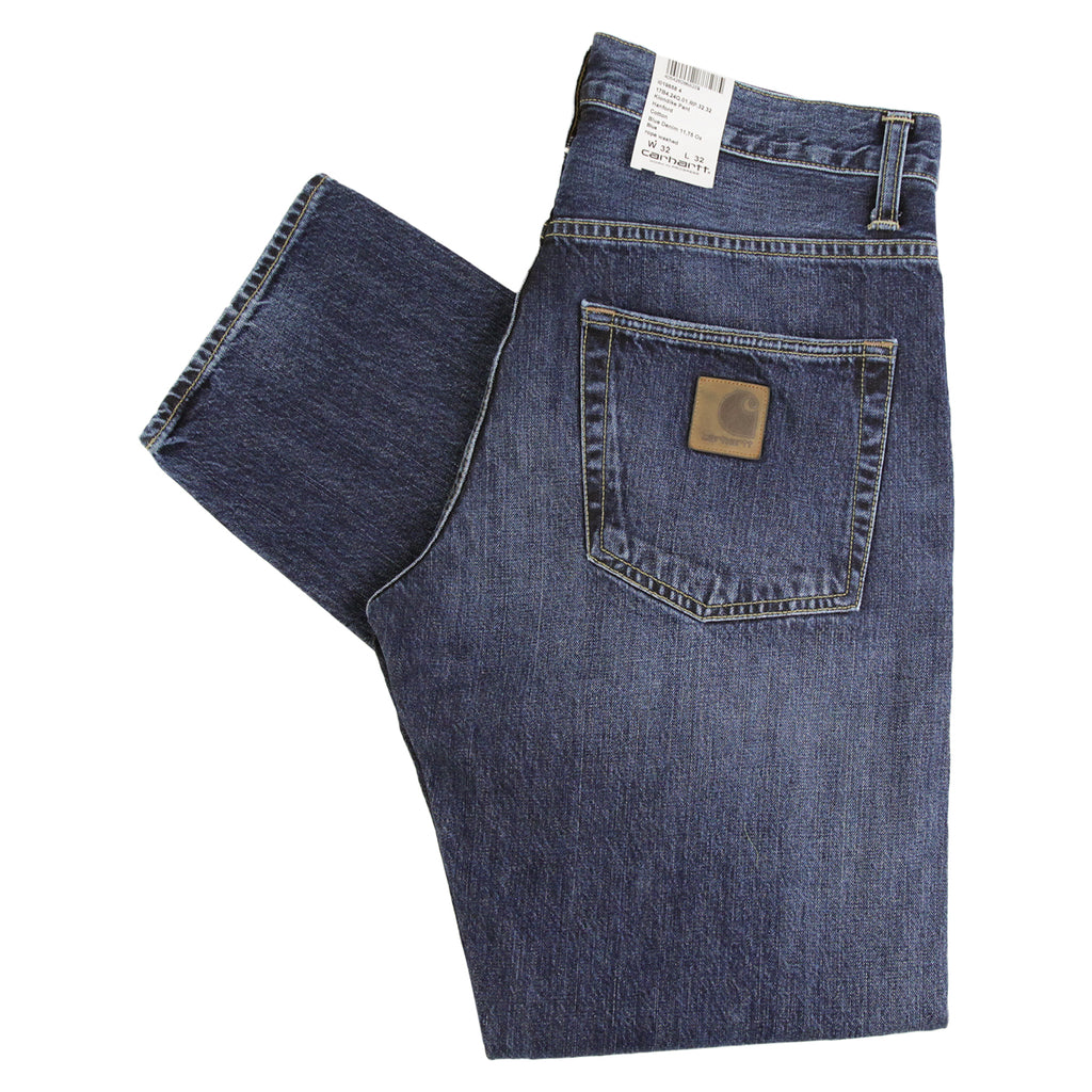 Carhartt Klondike Pant Hanford in Blue Rope Washed