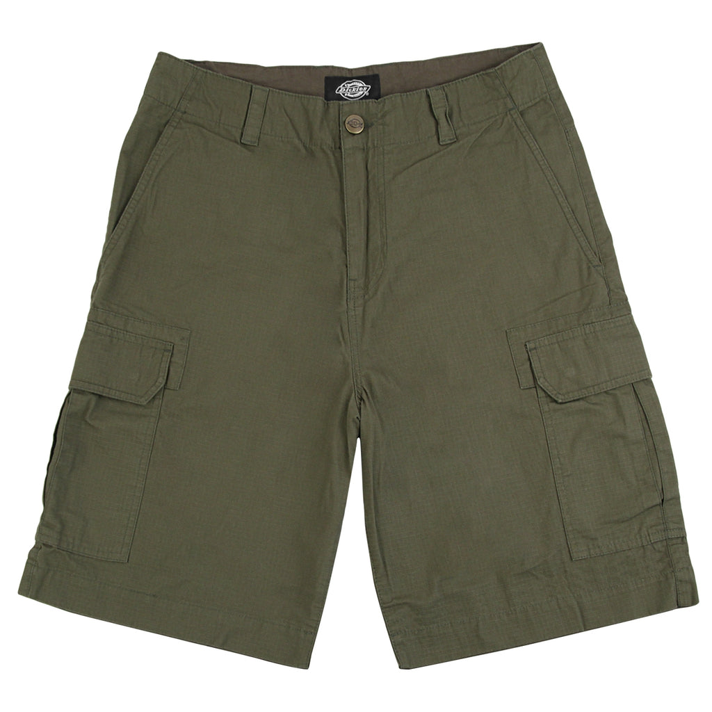 Dickies Whelen Springs Short in Dark Olive