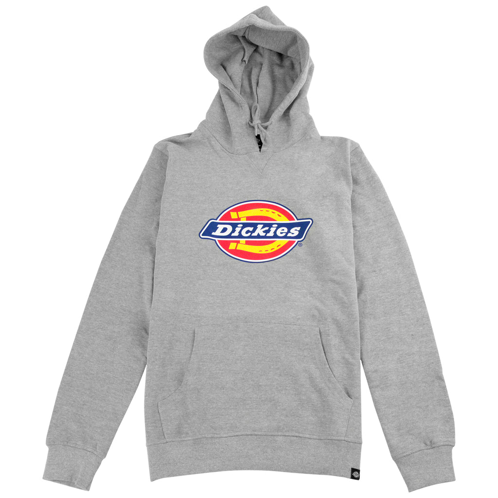 Dickies Nevada Hoodie in Grey Melange