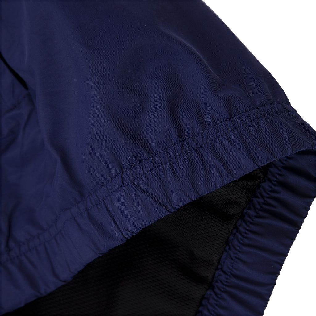 Helas Suspence Hooded Jacket in Black - Elasticated Waistband
