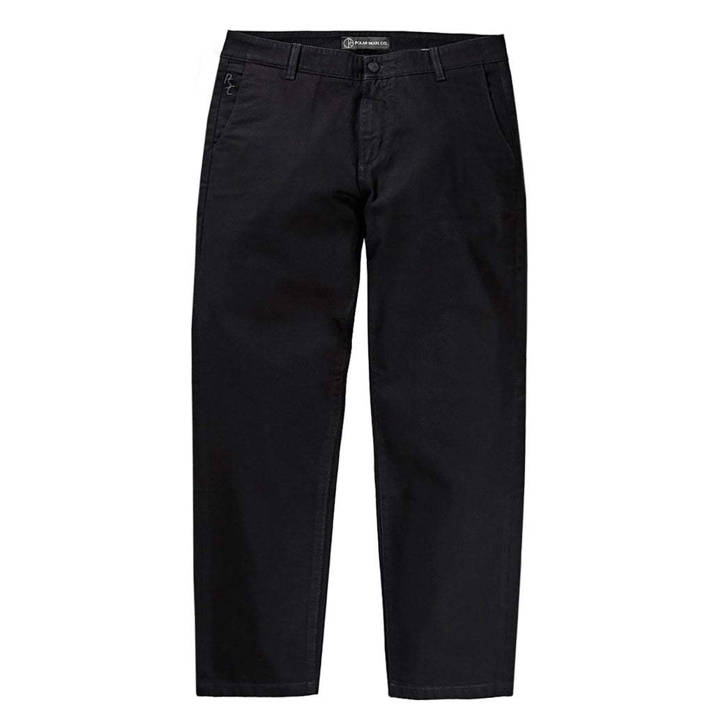 Polar Skate Co 90's Chino in Black