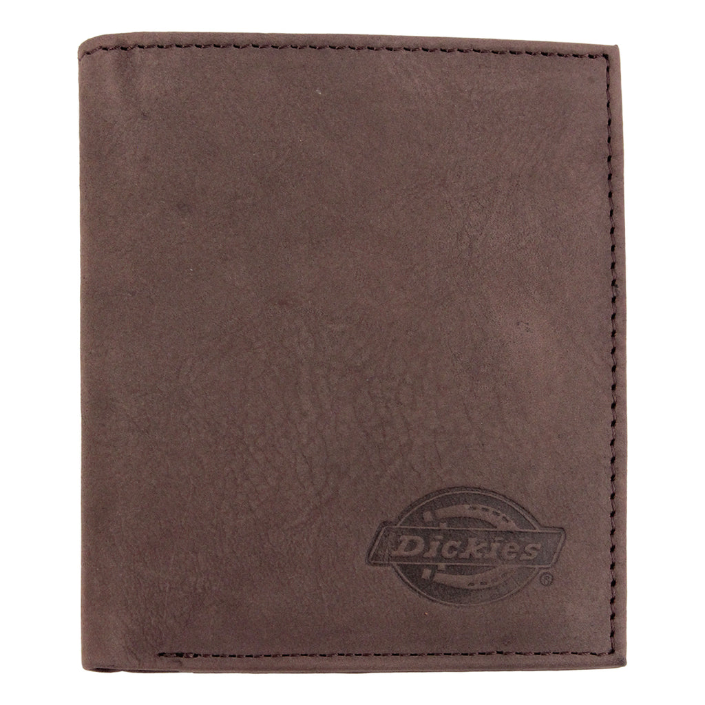 Dickies Ridgeville Wallet in Brown
