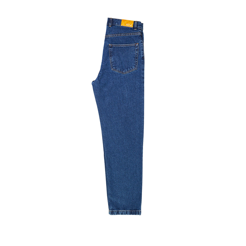 Polar Skate Co 90's Jeans in Dark Blue - Legs