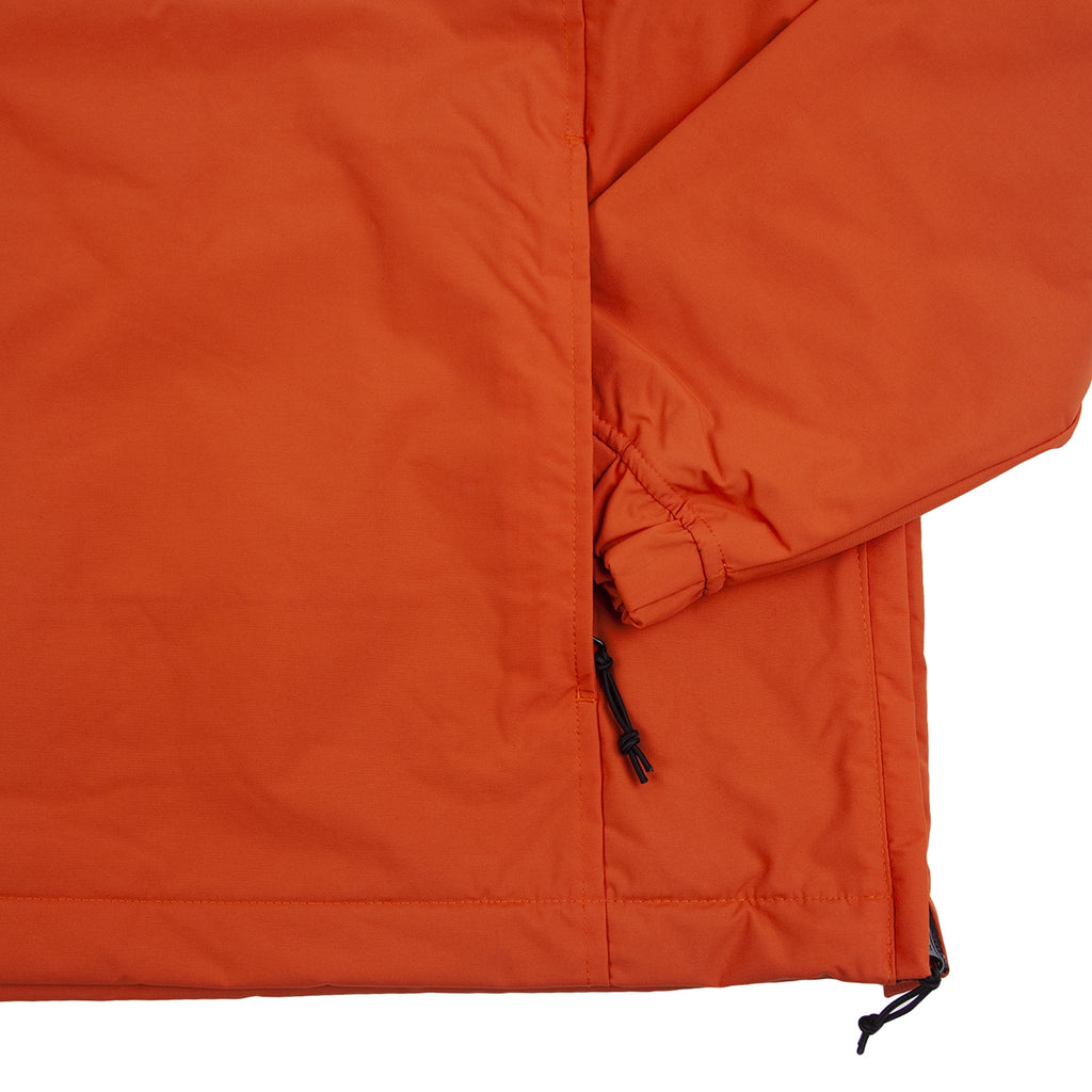Carhartt Nimbus Pullover Jacket in Persimmon - Sleeve