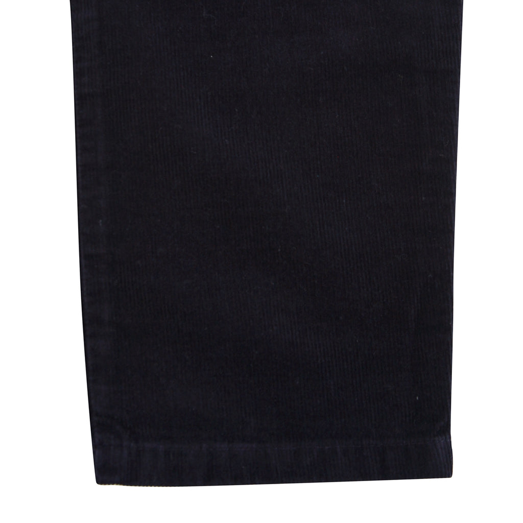 Polar Skate Co Corduroy Pant in Navy - Leg