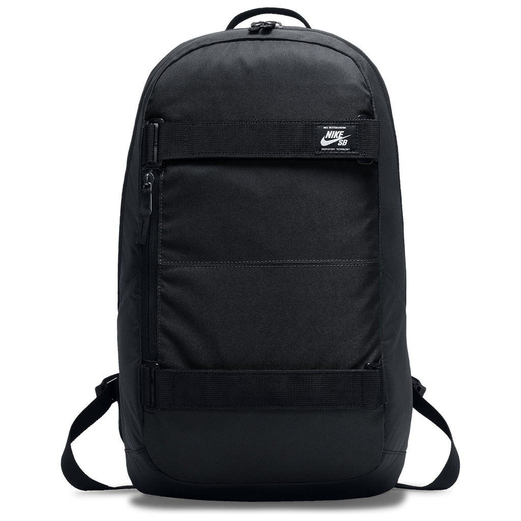 Nike SB Courthouse Backpack in Black / Black / White