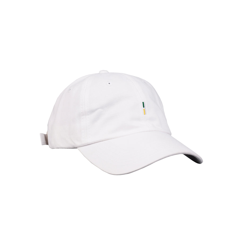 Helas H 6 Panel Cap in White