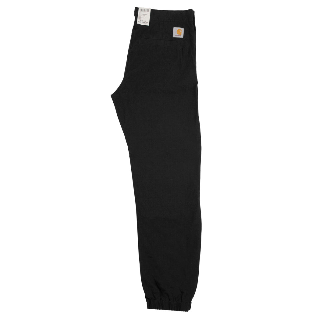 Carhartt Marshall Jogger in Black - Leg